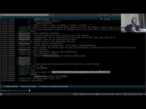 Computer Hacking - Dockerising Metasploit Framework