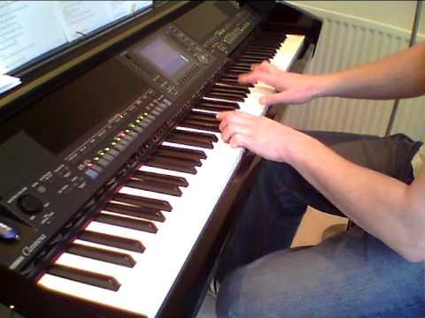 Thunder Road Piano Cover