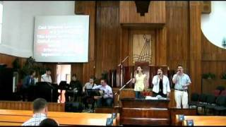2010 - Ifievangélizáció - Csak Istennél csendesül el a lelkem - Ó én hiszek Jézusban