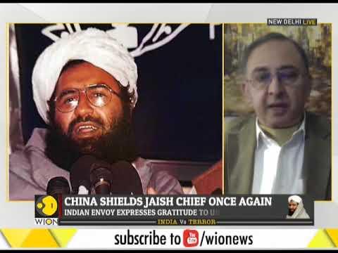 WION Chat: Tilak Devasher, Former Bureaucrat on China blocks ban on Azhar