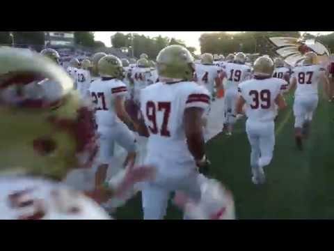 2018 Coe College at Cornell Football Highlights
