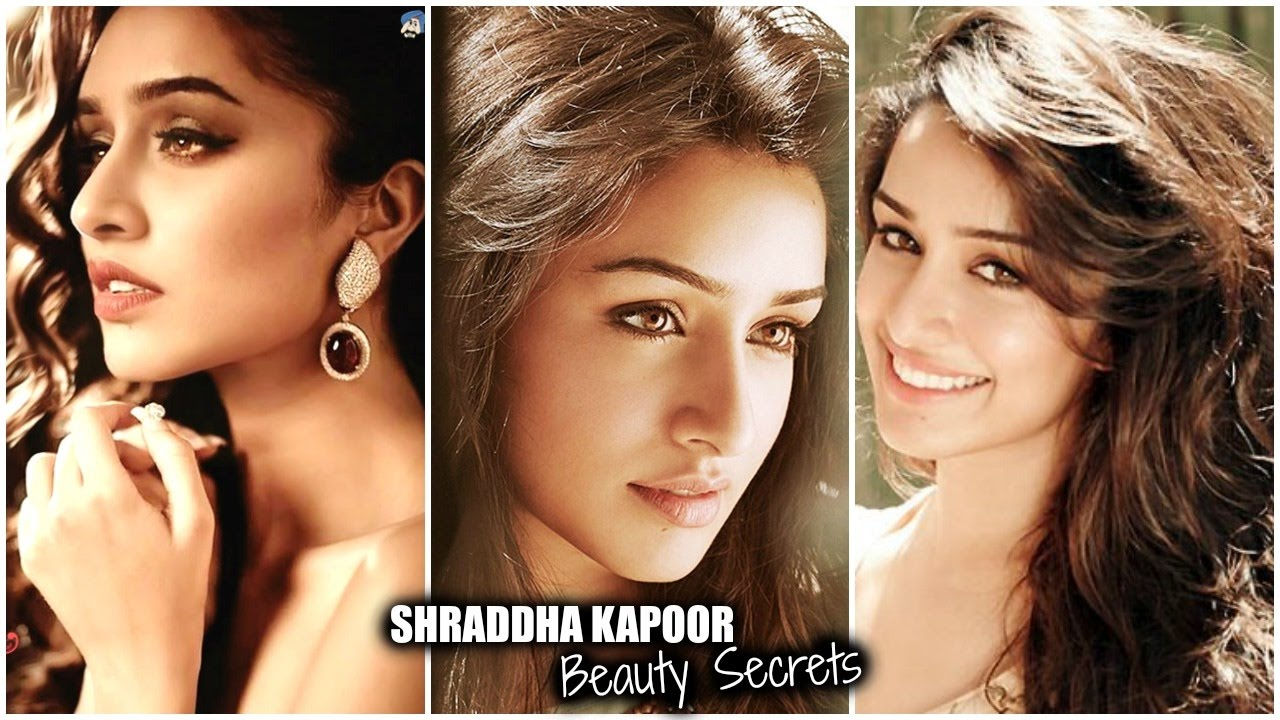 shraddha kapoor beauty secrets every girl should know! │ beauty