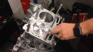 Subaru closed deck block, what it looks  like and why its good