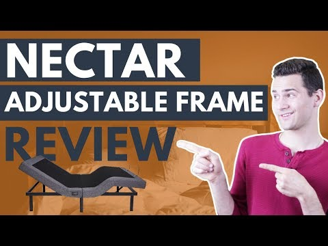 Nectar Adjustable Base Review for 2018 By Sleep Advisor