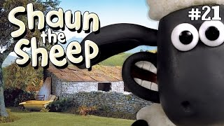 Shaun the Sheep - Ayo Bertamasya [Sheep on the Loose]