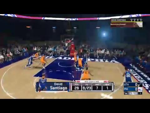 NBA 2k18 mycareer