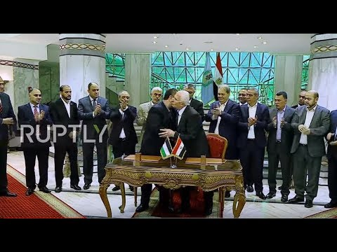 Egypt: Hamas and Fatah sign deal to end Gaza division