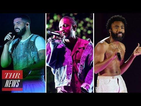 Why Drake, Ariana Grande, Kendrick Lamar & Donald Glover Passed on Grammy Performances | THR News Mp3