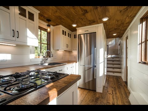 Download Youtube: Tiny House Builder's Dream Home Design
