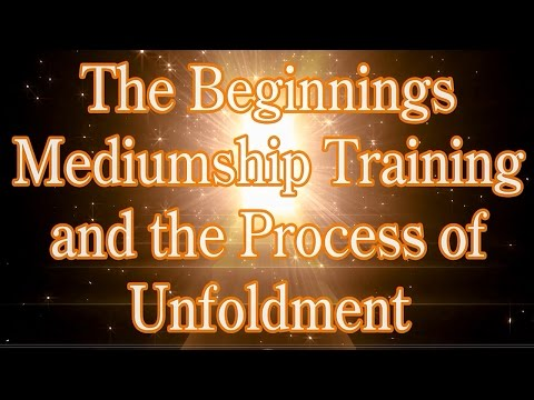 Mediumship Training and What to Expect
