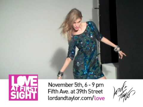 Love at First Sight with Lord and Taylor