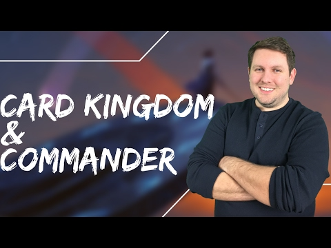 Card Kingdom Thoughts & MTG Commander Official Tournament Support