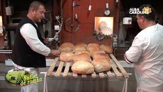 Cum se face vestita pită de Sântimbru,la  SUFLET DE ROMÂN cu Călin Matieș