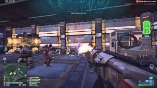 Planetside 2 - Infantry - Medic gameplay