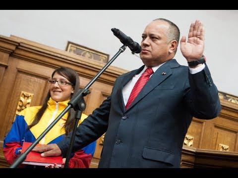 """""""Para ser chavista no debes ser corrupto"""": Diosdado Cabello"""