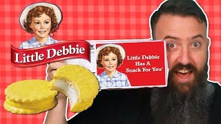 Irish People Try Little Debbie Treats