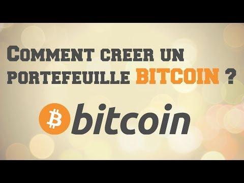 [FR] Comment Créer Un Portefeuille/Wallet Bitcoin Sur Son Ordinateur