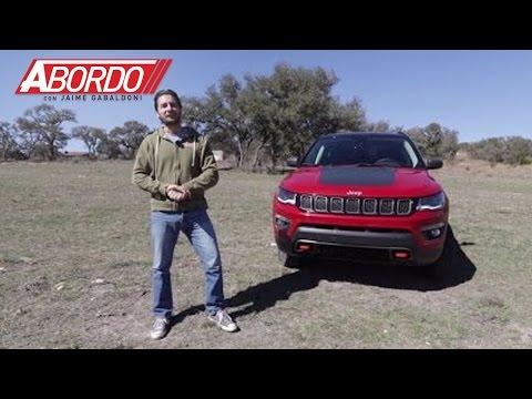 Jeep Compass 2017 - Prueba A Bordo Completa