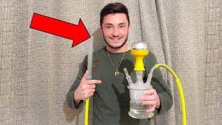 POURQUOI TA CHICHA NE FUME PAS !!
