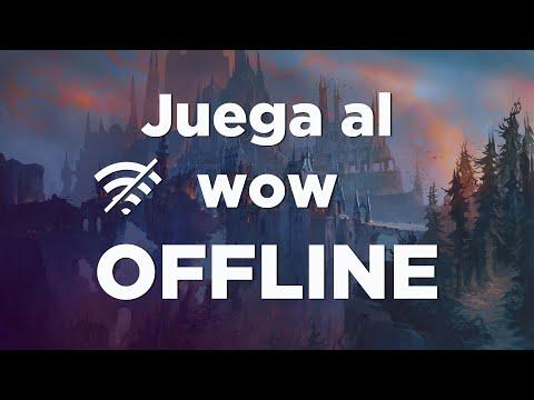 Juega al Wow OFFLINE con BOTS - WOW 3.3.5