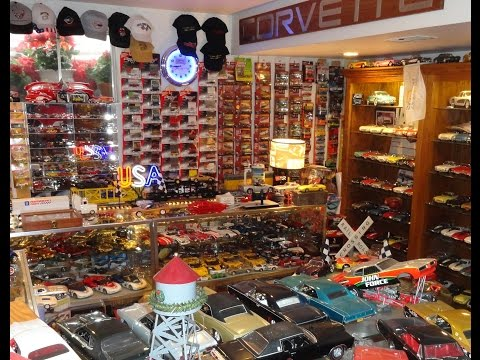 Greatest Private Corvette Die Cast Model Cars Collection Ever? Enjoy this AMAZING Car Collection