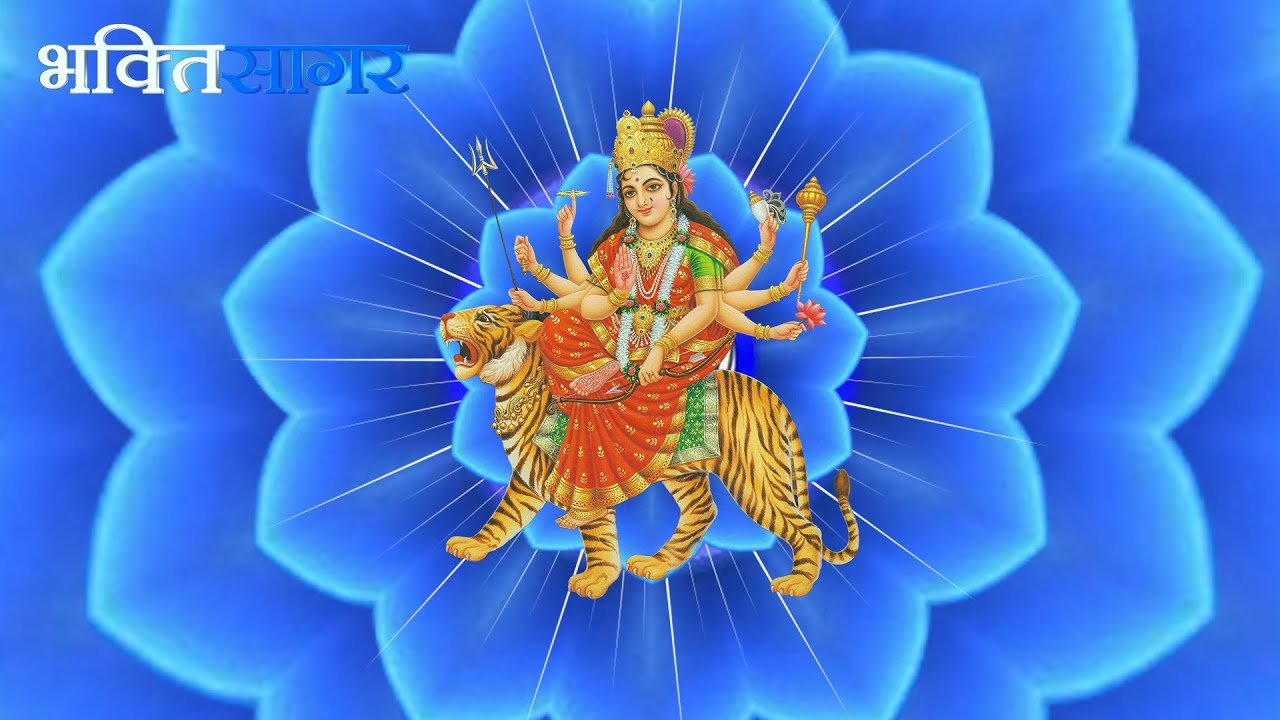 Wallpaper download mata rani - Goddess Durga Devi Wide Hd Wallpapers