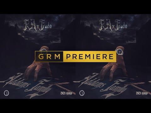 RA x Fredo  Addams Family Audio  GRM Daily