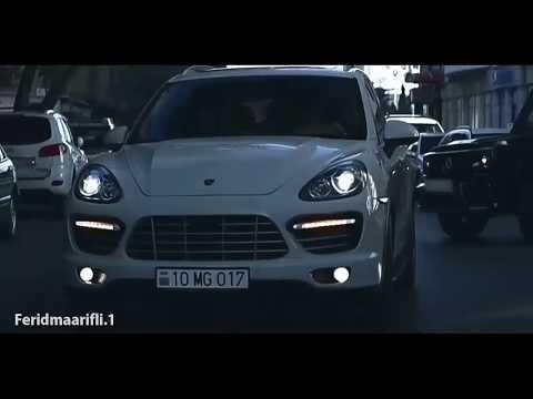 Azerbaijan Mafia car - 2018 (КОРТЕЖ)