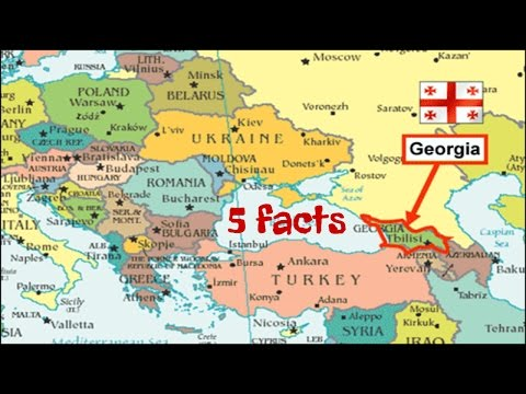 5 Facts about Georgia (the country)