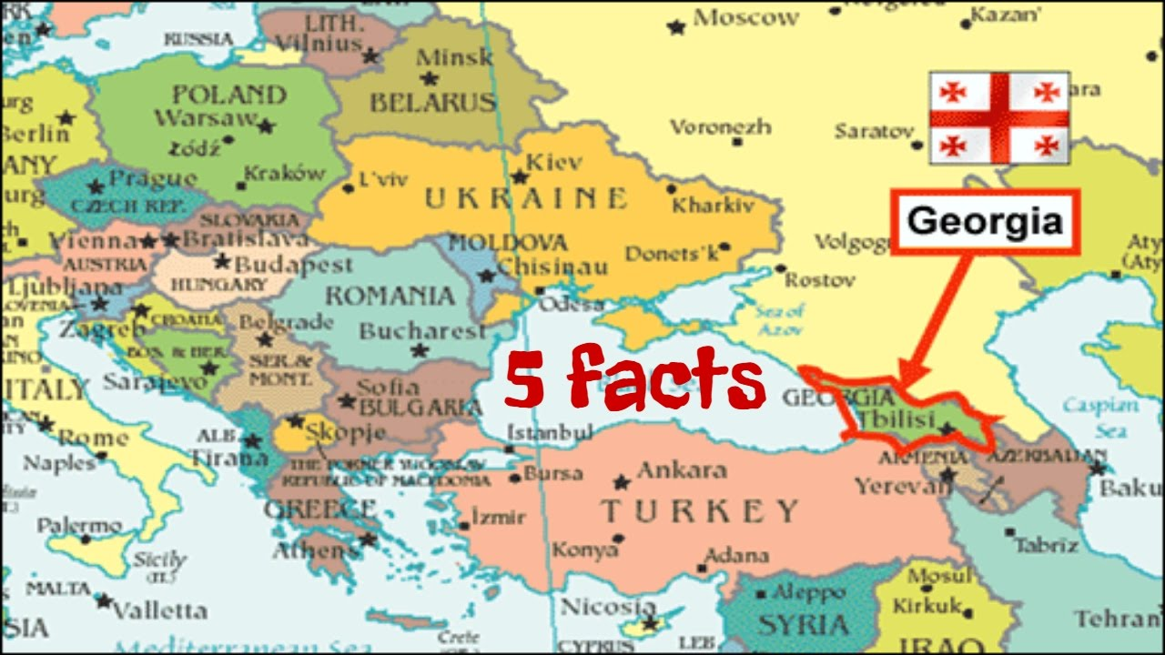 5 facts about georgia the country youtube 5 facts about georgia the country gumiabroncs Image collections