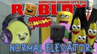 Gaming Grape Plays - Roblox: NORMAL ELEVATOR