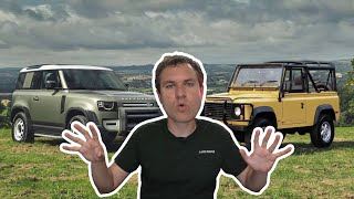 Here's What I Think of the New Land Rover Defender