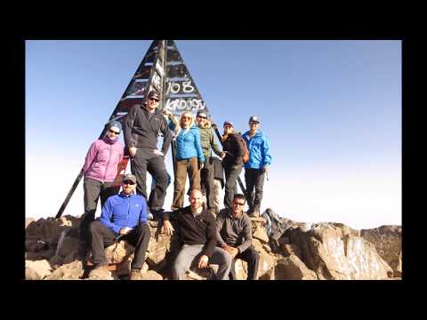 a weekend adventure to Morocco and Jebel Toubkal