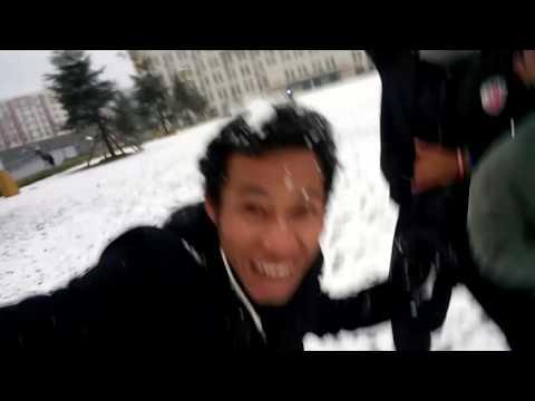 Lucky Snow.. Tongren University, Guizhou,Chin