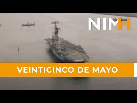Hr.Ms. Karel Doorman - Veinticinco de Mayo