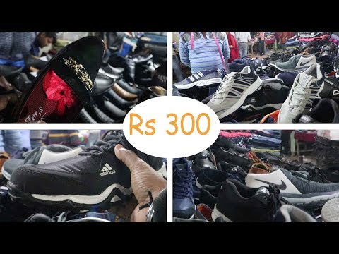 First Copy Shoes For Men (1st Copy ₹299) | Atta Market Sector 18 Noida | Vlog 33th