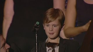 Young boy pops Gillard the question on gay marriage