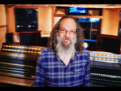 Andrew Scheps 1 hour interview talking mixing & recording