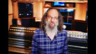 Andrew Scheps 1 hour video! Recording drums & guitars to mixing tips