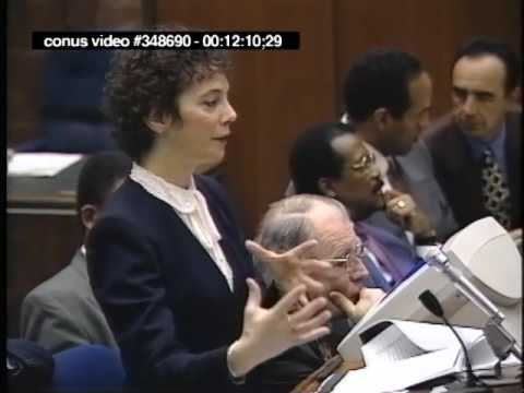 OJ Simpson Trial - January 24th, 1995 - Part 1