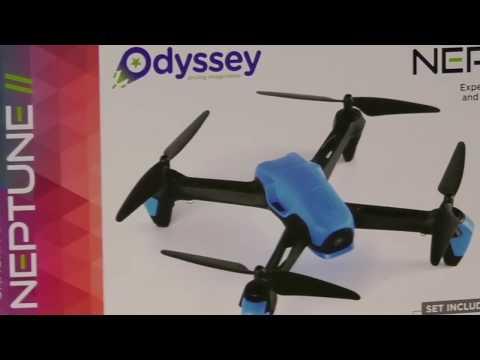 Odyssey Neptune II - XS Unboxing
