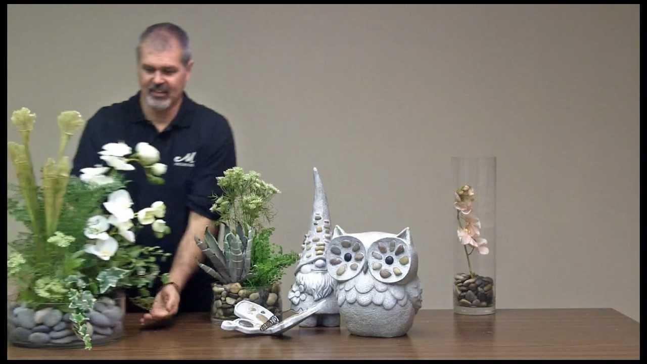 Indoor Rock Garden From Melrose   YouTube