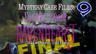 Mystery Case Files 8: Escape from Ravenhearst CE [09] w/YourGibs - SAVING THE GIRLS - ENDING