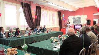Встреча ветеранов ВСМПО в столетие Октябрьской революции