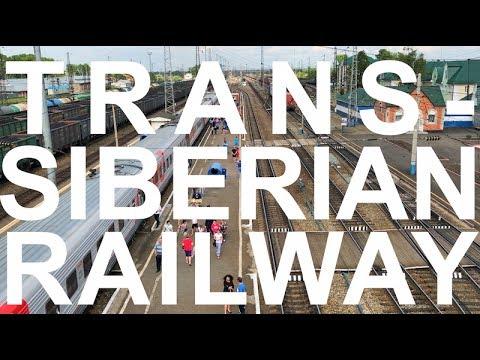 Trans-Siberian Railway - Part 1