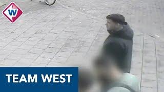 Den Haag: 75-jarige vrouw beroofd van ketting, verdachte gefilmd