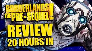 Borderlands: The Pre-Sequel! Review & Gameplay Overview - 20 Hours In [PC]