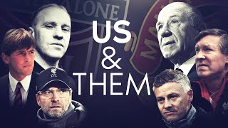 The biggest game in English football? Liverpool vs Manchester United | US AND THEM