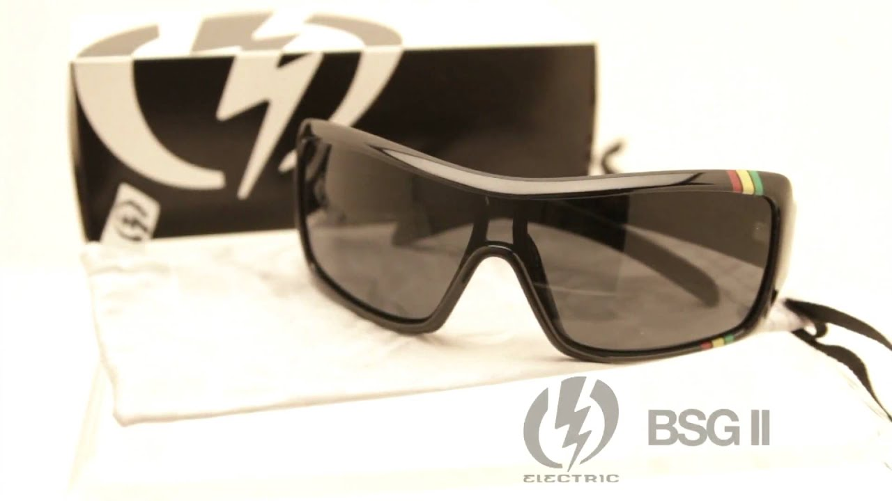 81871ecf30fae Electric BSG ll Sunglasses - YouTube