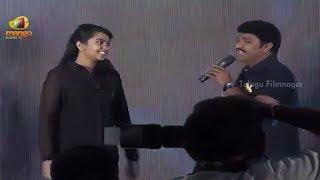 Rajasekhar Daughter Live Performance | Gaddam Gang Audio Launch | Sheena | PSV Garuda Vega Movie